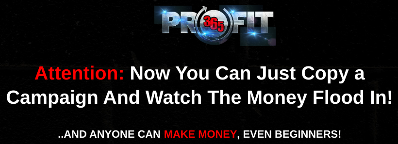 Profit365 claims to make you easy money
