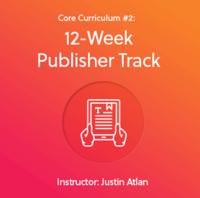 The 12-week Publisher Track included in ClickBank University