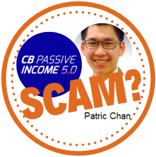 What is CB Passive Income 5.0? Beware of the danger!