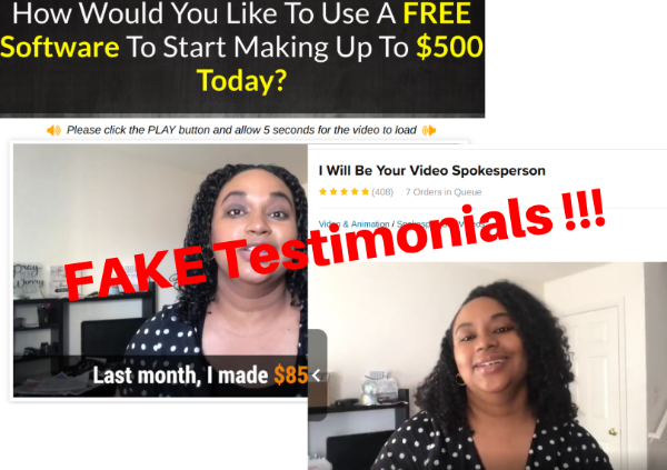Fake Testimonials of 7 Minutes Daily Profits