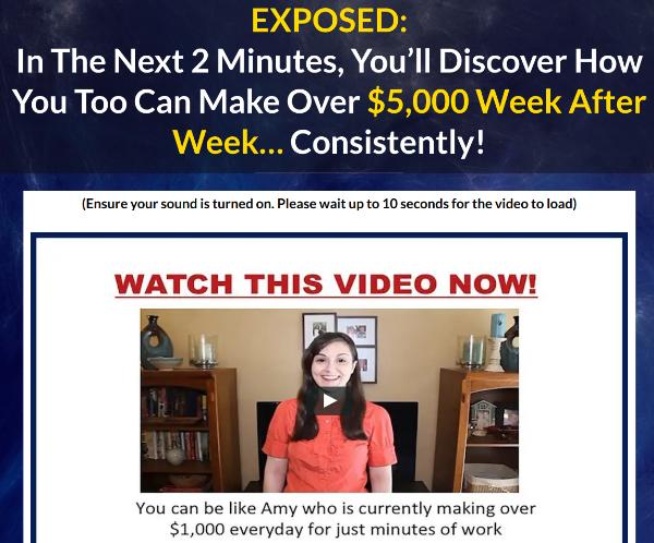 Profit Genesis 2.0 promises $5,000/week