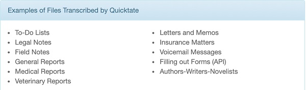 Is Quicktate A Scam - A Online Transcription Job - files transcribe
