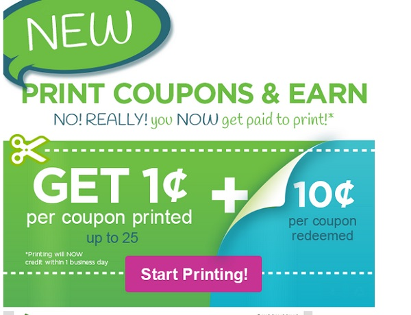 Inboxdollar Coupons receive 10 cents on Inboxdollars for each coupon you redeem.