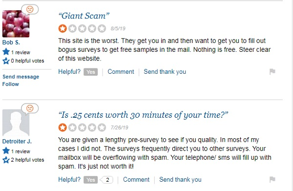 Inboxdollars reviews