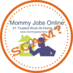 Mommy Jobs Online