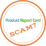 Product Rport Card