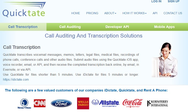 Is Quicktate A Scam - A Online Transcription Job