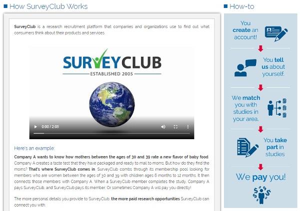 Is Survey Club Scam? - Is It A Legit Online Paid Survey 2019 Review