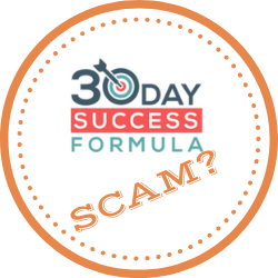 30 Day Success Formula Scam? Avoid This Website!