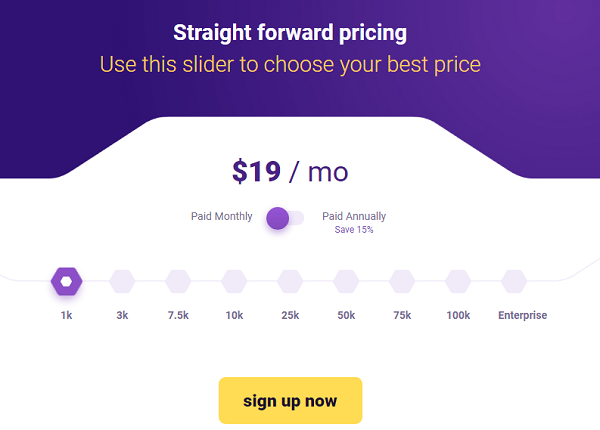 Market Hero Scam pricing