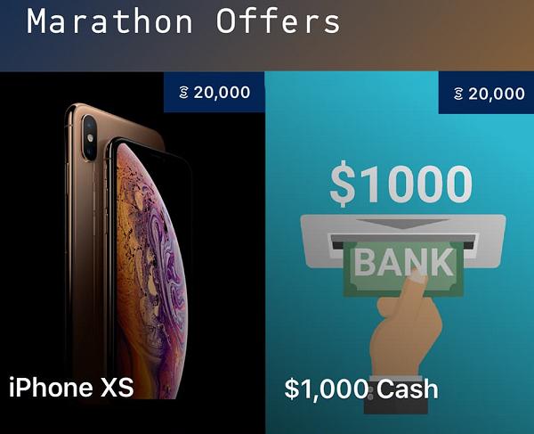 Is Sweatcoin Scam marathon offers