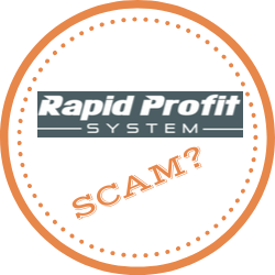 Is Rapid Profit System Scam? Is The System Worth Buying?