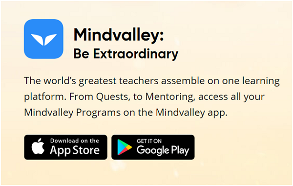 Is Mindvalley Scam? App
