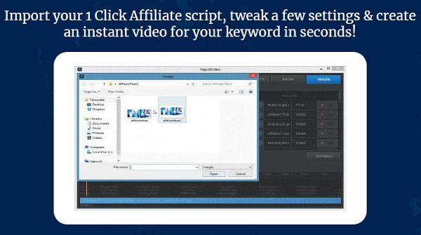Affiliate Titan X Review 1 click affiliate