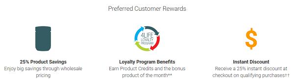 Is 4Life Scam? Rewards