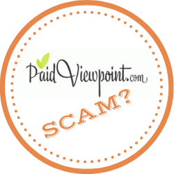 Is Paidviewpoint Scam? Is This A Great Site To Earn Extra Income?