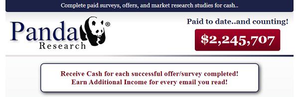 Is Panda Research Scam? website