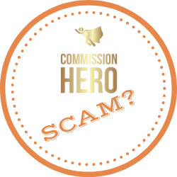 Commission Hero Affiliate Marketing Sales Tax