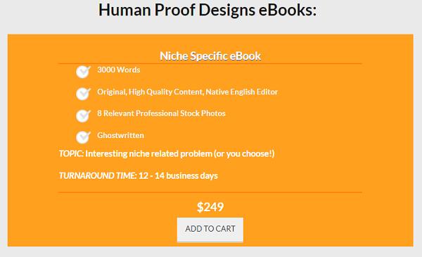 Human Proof Designs Scam? ebook price