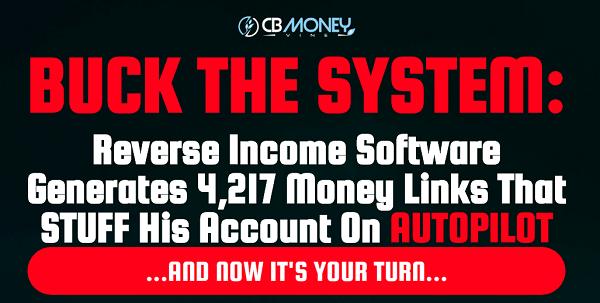 CB Money Vine Review - website