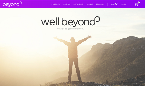 What Is Well Beyond - website