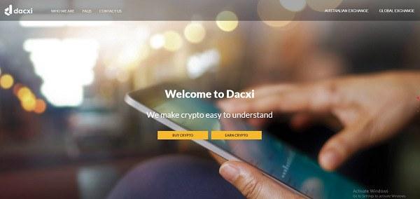 Is Dacxi A Scam - website