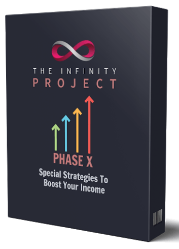 What Is The Infinity Project - phase x