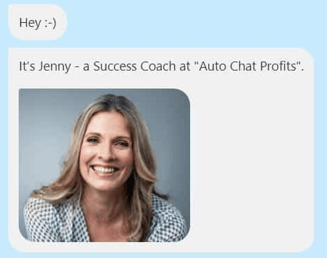 Is Auto Chat Profits Scam - stock photo