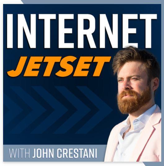 Is Internet Jetset Scam - John Crestani